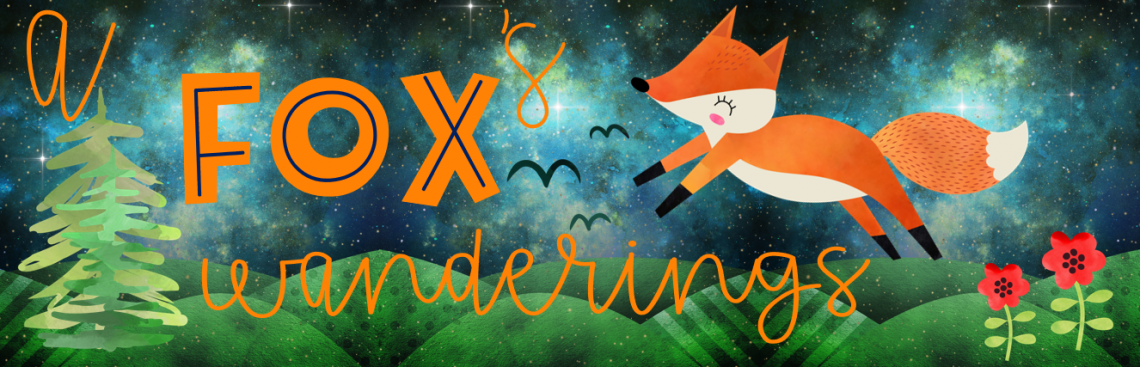 A fox's wanderings